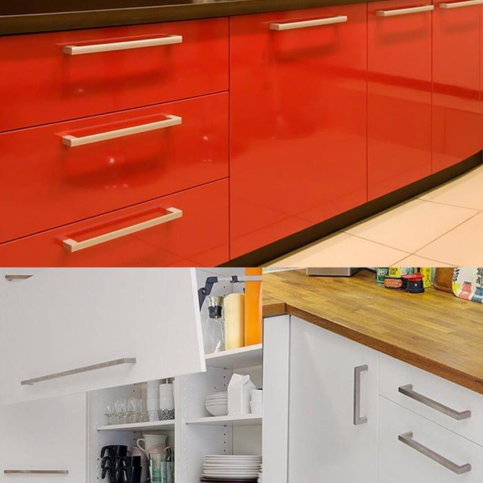 Kitchen Handles Perth Stainless Steel