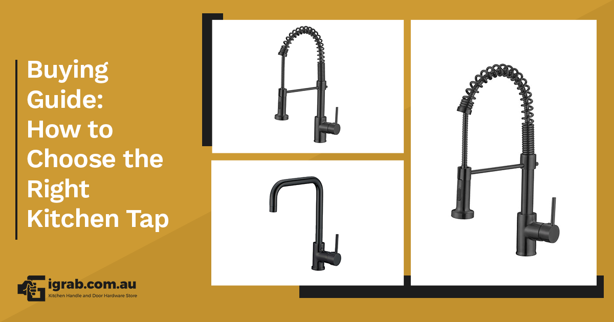 Buying Guide: How to Choose the Right Kitchen Tap